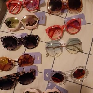 Sunglasses bundle of 3
